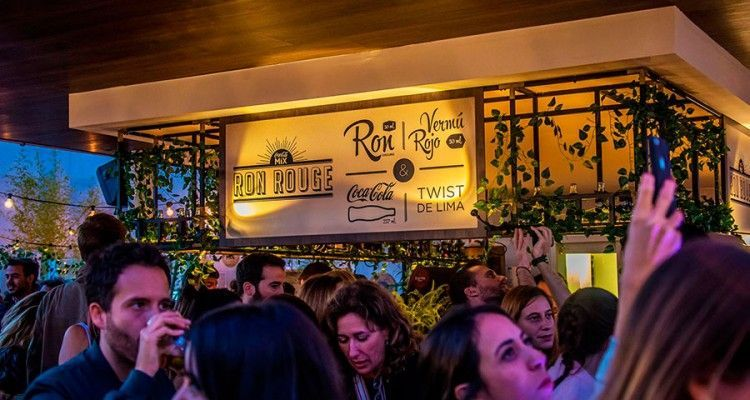 Fin de fiesta Live the Roof 2018 en Madrid
